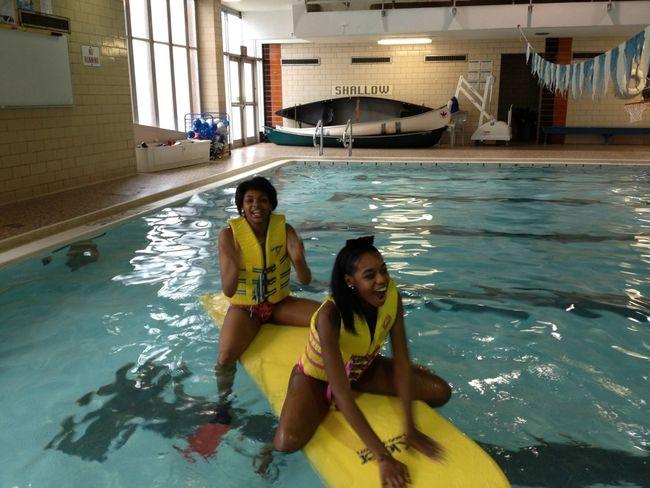 Swim Class We Stay Foolin