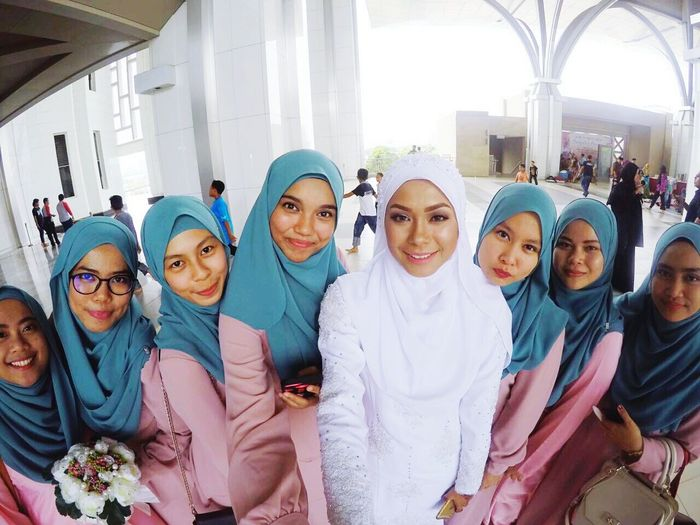 Women Who Inspire You Bridesmaids Wedding Malay