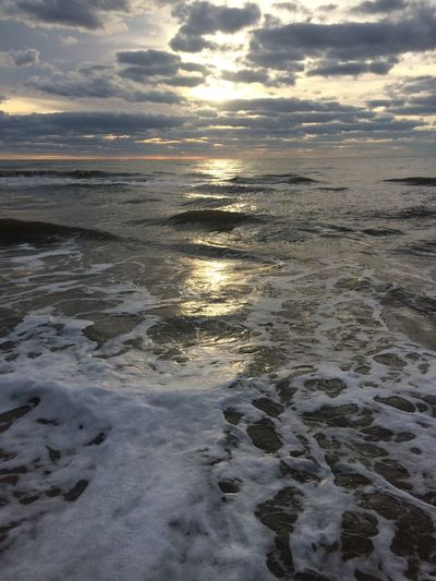 Sunrise Surfside Beach