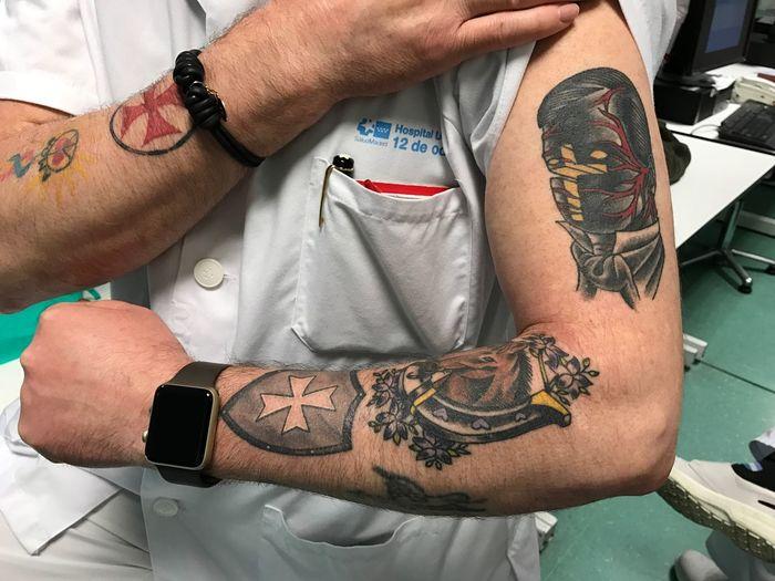 EyeEm Selects Tattoo Body Adornment Ink IPhone 7 Plus Taking Photos Enjoying Life That's Me Tatuajes Tattooed Tattoos