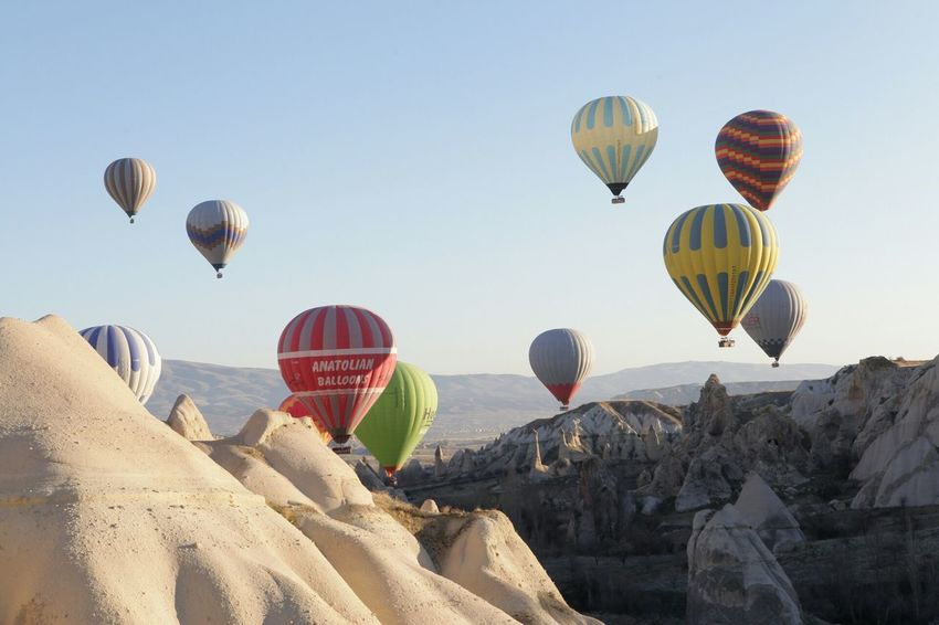 Turkey Cappadocia Balloon Travel Canon 5Dmark2 5dMarkⅡ