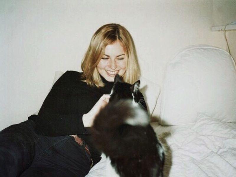 Pets Cat Friend Snuggles