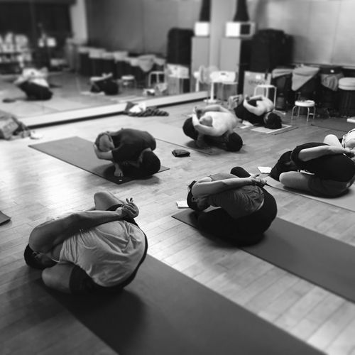 Yoga Space Siddhi Primary Led Class Ashtangayoga Yoga ヨガ 広島