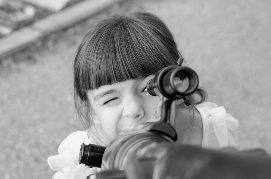 #Black&White #ChildhoodMemories #childhood #children #children Photography #curiosity #kids #kids Playing #stargazing #telescope