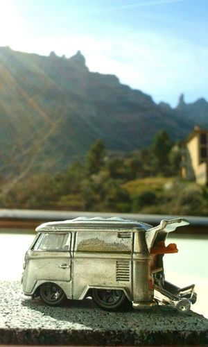 Volkswagen MiniBus. Kool Kombi HotWheels Custom Cars By David Mercader. Nature Photography My Hobby :)