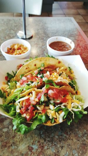 Tacos Food Porn Comida Eating Out
