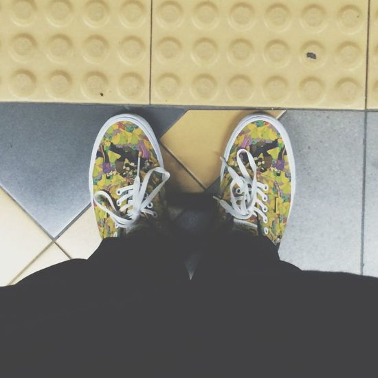 A shoe has so much more to offer then just walk VansXthebeatles  Vans Yellow Submarine