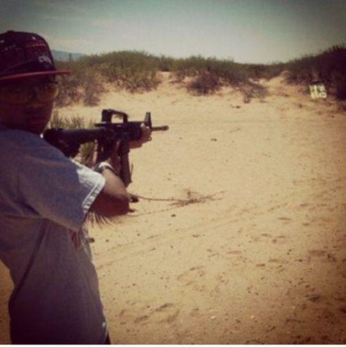 Shooting :)