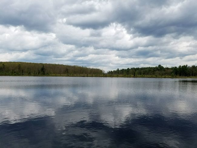 Clouds And Sky Clouds Cloudscape Cloudy Day Cloudy Sky Cloudydays Serenity Serene Outdoors Serene Tranquil Outdoors Reflection_collection Reflections In The Water Reflections Reflections Reflected In The Glassy Stillness Of The Water