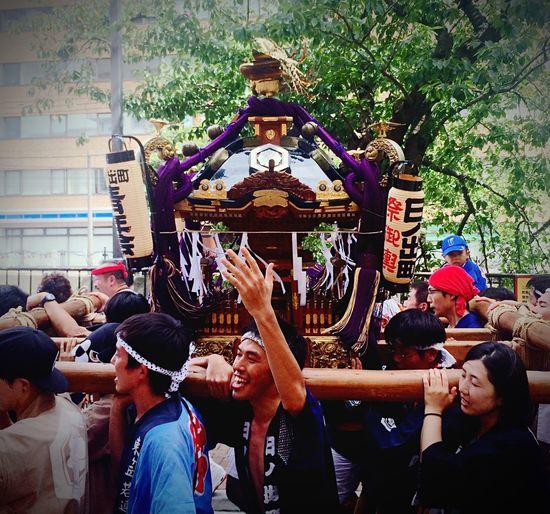japanese festival ,Matsuri