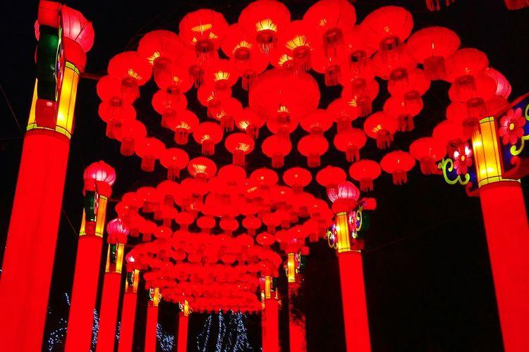 Ireland🍀 Chinese Lightdecor Chinese Lantern Chinese Lantern Festival Lighting Equipment Red Chinese New Year Celebration Night Cultures Lantern Traditional Festival Low Angle View No People Illuminated Outdoors