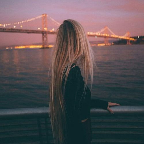 Sunset Sea Dusk Suspension Bridge Bridge - Man Made Structure Travel Destinations City Connection Only Women Sky Beauty Cityscape Silhouette Outdoors Water Women People Adult Adults Only Young Adult