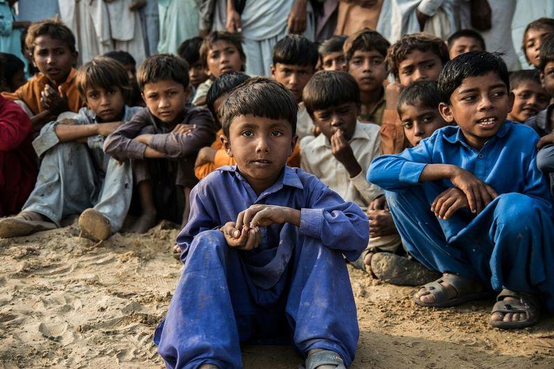 Children of Nagarparkar Pakistani Traveller EyeEm Best Shots EyeEm Gallery OpenEdit Open Edit EyeEm Masterclass Hello World Faces Of EyeEm