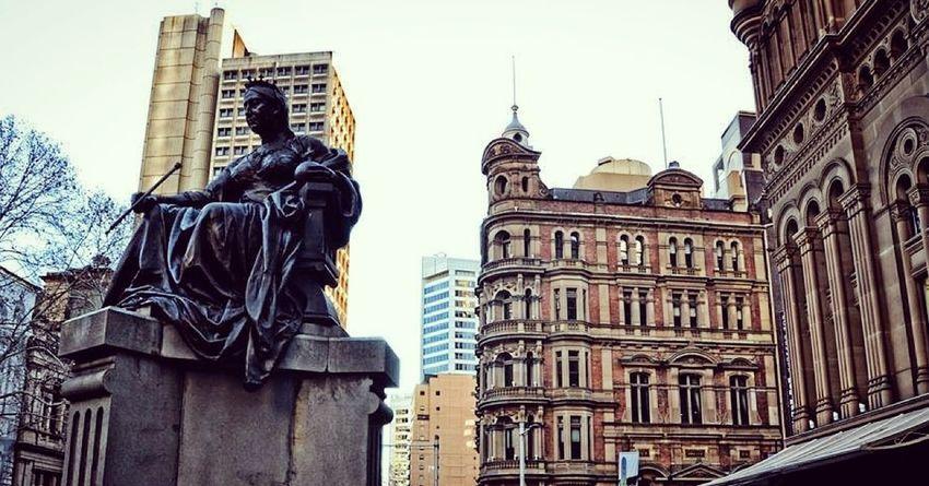 Queen Victoria | Sydney CBD Queenvictoria QVB Sydney CBD Architecture Architecturelovers