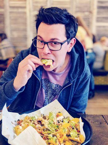 Eating Food Food And Drink Eyeglasses  Unhealthy Eating Fast Food People