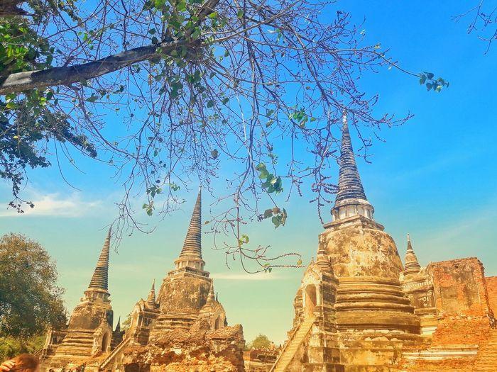 Pagoda History Religion Architecture No People