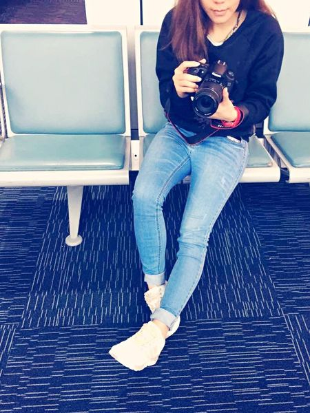 Waiting Traveling Exiciting
