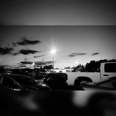 Shades Of Grey Capturing Skies Grey Sunset Parkinglot