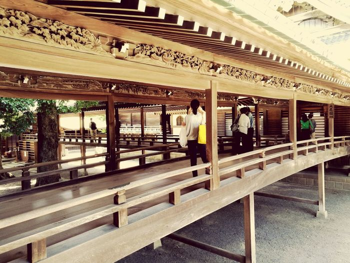Architecture Built Structure Men Architectural Column People Indoors  Day Adults Only Adult Real People Full Length City Working Only Men Japanese  Temple Temple - Building Temple Architecture Japan Photography Japanese Style Architecture Japanese Culture Templephotography Japanese  Temples