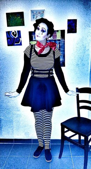 Freunde der Nacht es ist vollbracht,Alllleeeeeee Hoppppp und ein 3fach Donnerndes Hellllaaaaauuuuuuu***ELa One Person Women Stage Make-up Mime Artist Pantomime One Woman Only Fantasy People Walking Around Check This Out Hello World Popular Photos I Love My City Helau Blackandwhite Karneval Enjoying Life Open Edit MyWorldInPictures EyeEm Gallery Tadaa Community Hiworld ThatsLife Looking At Camera Karnival