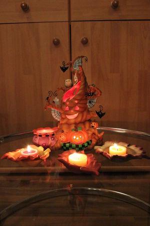 Enjoying Life Halloween Halloweentime Candlelight