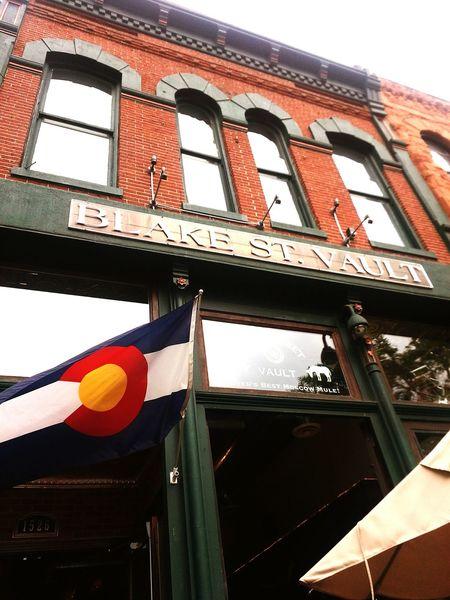 A little bit of Denver history Urban Lifestyle Spirits Ghost Hunting Historical Building Downtown Denver Secret Vault Lydia Denver Colorado