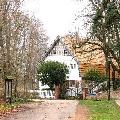 Weigel-Brecht-Haus in Buckow Brandenburg Germany