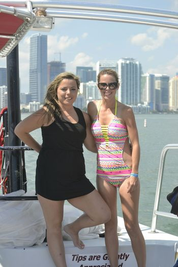 Livefreeflyhigh After Parasailing AlwaysSmile That's Me Hello World Enjoying Life Bebrave  Nofilter Miami FL Usa 🇺🇸☀️
