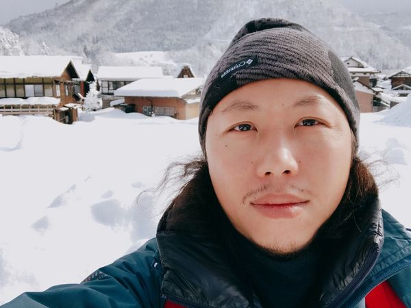 Snow Winter Cold Temperature EyeEmNewHere WeekOnEyeEm Japan Architecture Shirakawa-go Mountain Portrait Weather Headshot Looking At Camera Ski Holiday One Person Day Outdoors Front View Vacations Leisure Activity Young Adult Real People Mountain Range Travel Destinations