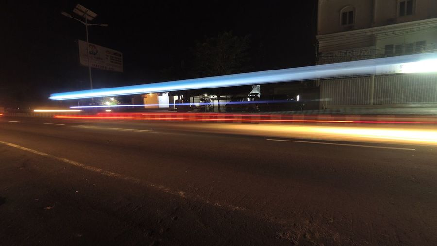Still learning how to make a long exposure photo