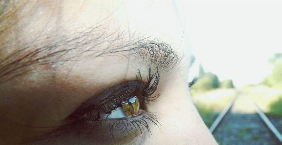 La mirada,algo sincera y siempre verdadera...
