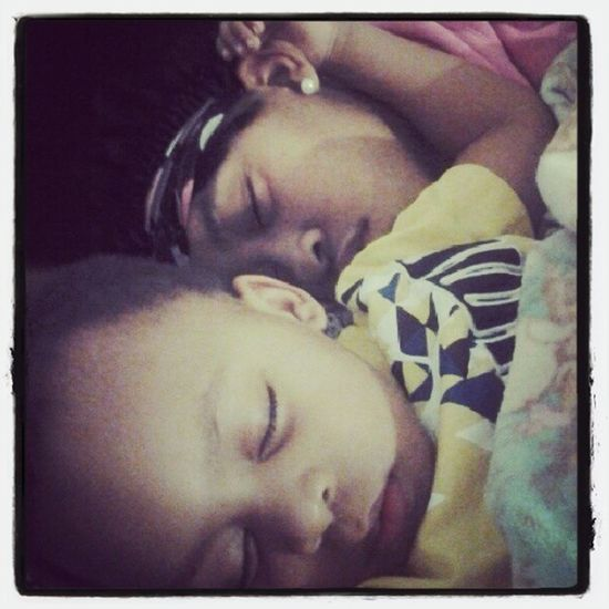 We was knocked out.!!!!