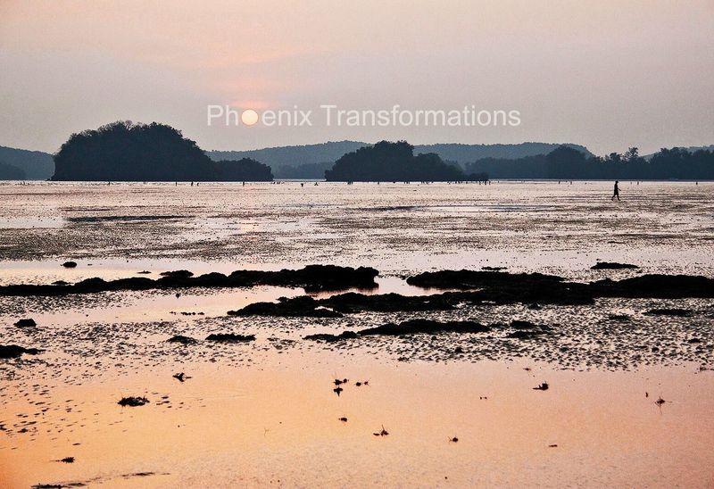 Krabi Thailand Sunset Thailand Beach