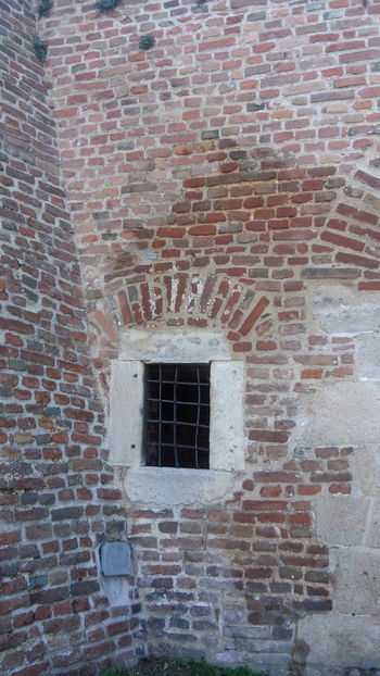 Architecture Brick Wall Bricks Building Exterior Built Structure Day Detail From Kalemegdan Fortress In Belgrade Detail On The Wall Fortress History Iron And Bricks Iron Window Kalemegdan  No People Old Buildings Old Fortress Old Wall Old Window Outdoor Outdoors The Past Time Is Passing Wall Window Window On The Wall