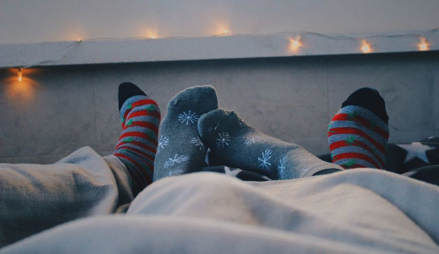 Cozy afternoon EyeEm Selects Low Section Human Leg Shoe Personal Perspective Real People One Person Lifestyles Indoors  Relaxation Day Close-up