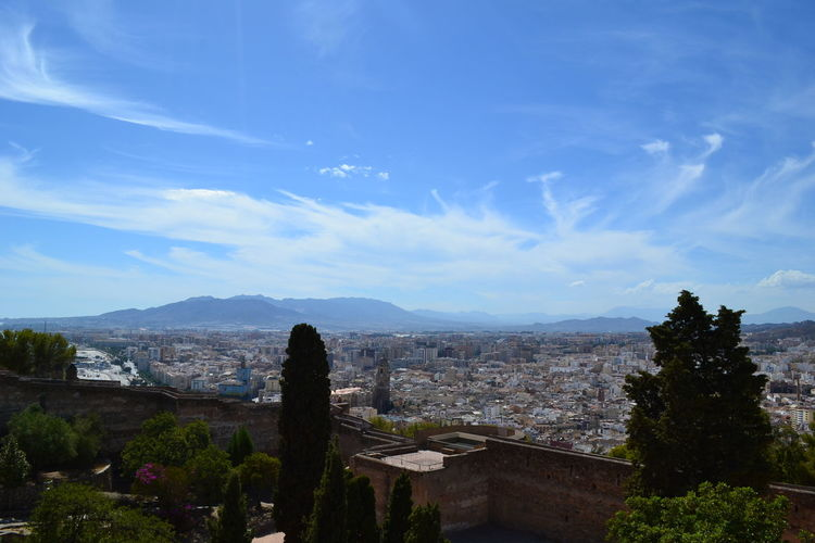View Malaga