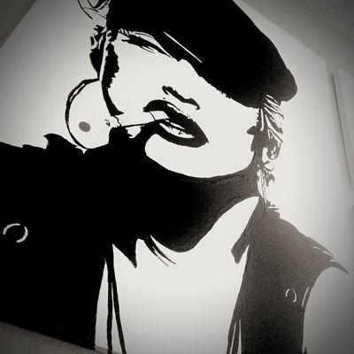 Madonna on my walls