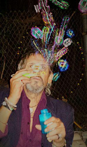 Blowing Bubbles, Makes Me HAPPY