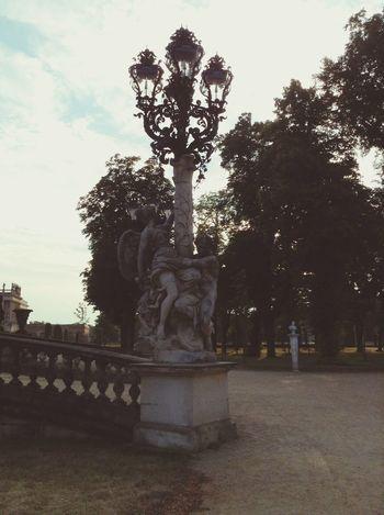 Potsdam Potsdam Park Sanssouci Sansoucci Beautiful Lanterns