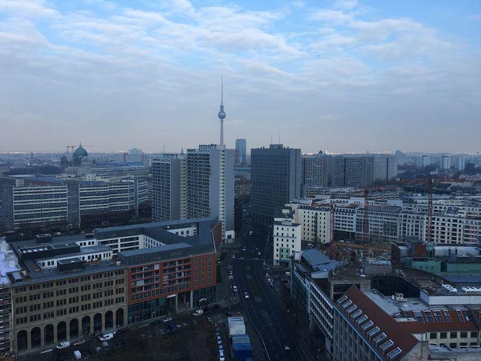 City Tall -