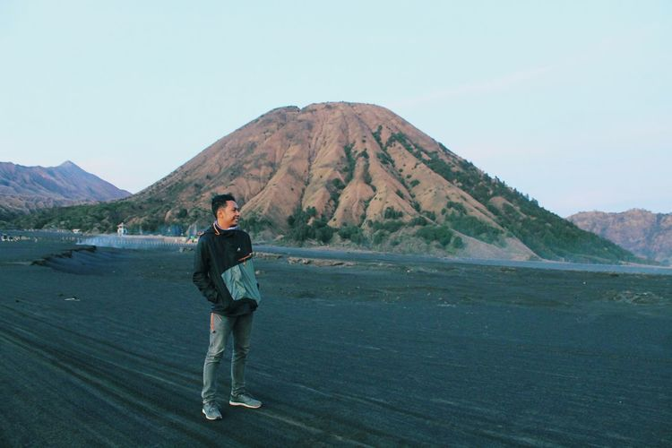 Don't forget your vacation in bromo mountain