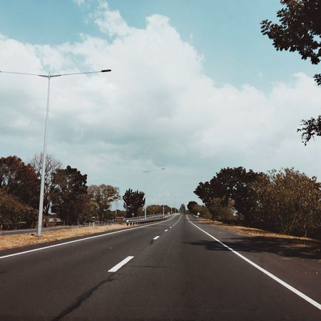 Coming home Road Sky The Way Forward Transportation Cloud - Sky Tree Car Day No People Nature Landscape Land Vehicle Car Interior Outdoors Scenics Photography Photobyalexbordeos The Great Outdoors - 2017 EyeEm Awards