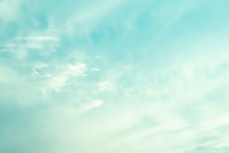 Abstract Backgrounds Backgrounds Beauty In Nature Blue Bright Cloud - Sky Cloudscape Full Frame Nature Outdoors Scenics - Nature Sky Sunlight White Color