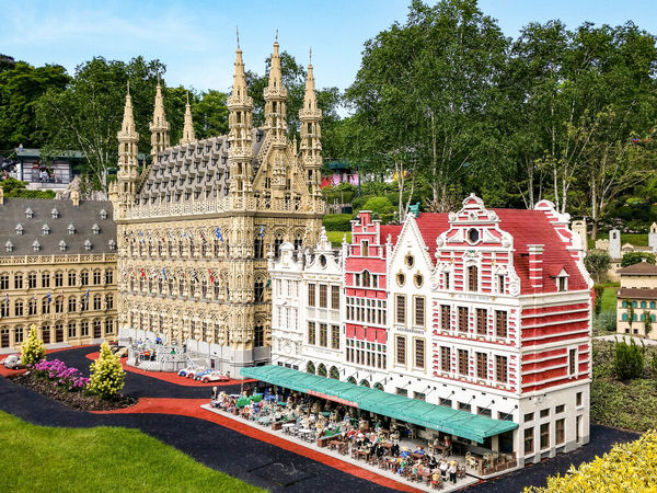 Architecture Built Structure Day LEGO No People Outdoors Sky Tourism Travel Destinations