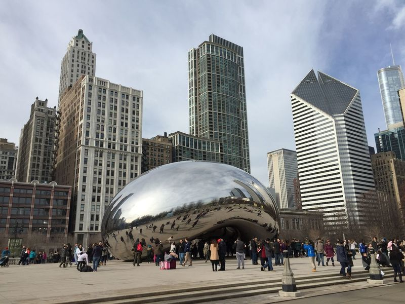 Check This Out Hanging Out Giant Bean Millennium Park Winter Taking Photos Taking Pictures Relaxing Good Day From My Point Of View City Life Taking Photos Perspective Eye4photography  On The Road This Week On Eyeem IPhoneography Iphoneonly Relaxing The Changing City Enjoying The Moment Eye4photography  Everybodystreet Every Picture Tells A Story The Tourist Mission