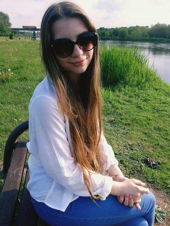 Polskadupeczka Polskadziewczyna Chilling Girl Holiday Longhair Sun Kisses Spring Polishgirl