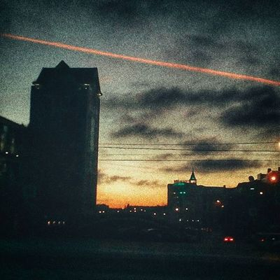 The Divine intervention Moscow Russia россияMoment Morning