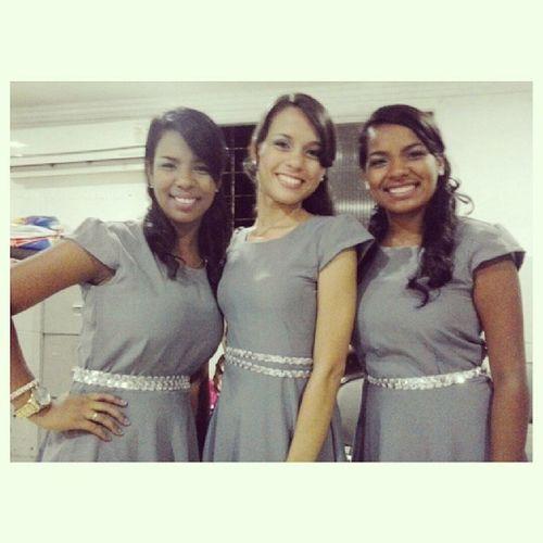 Dançamos com próposito! Elshaday Meninas Adoração DançaPraDeus <3