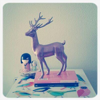my new pink bambi!!