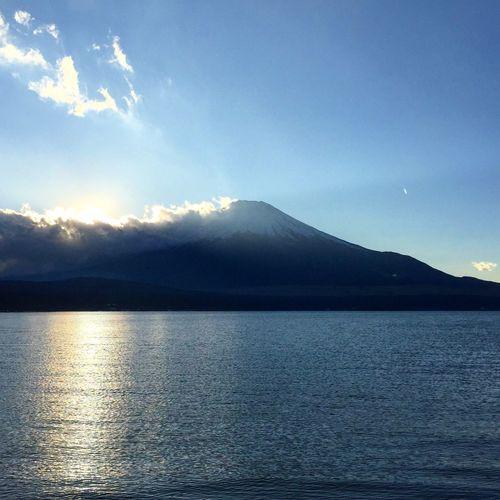 富士山 山梨 Mt.Fuji Mountain Nature Beauty In Nature Cloud - Sky Sky Sky And Clouds Enjoying Life Japan Yamanashi Worldheritage